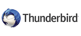 Information on configuring Thunderbird